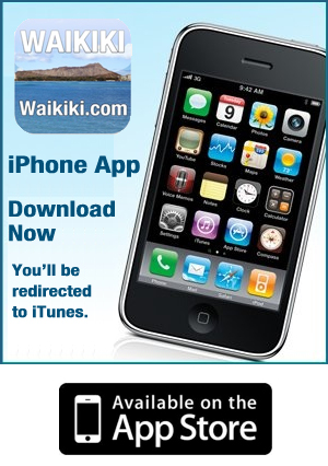 Download the Waikiki.com Island Guide iPhone App!
